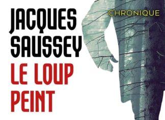 Jacques SAUSSEY : Le loup peint