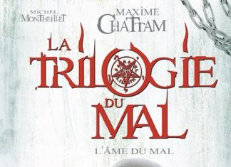 Maxime CHATTAM et Michel MONTHEILLET - 03 - ame du mal -
