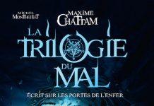 Maxime CHATTAM et Michel MONTHEILLET - 2 - Ecrit sur les portes de enfer