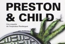 PRESTON ET CHILD - Le grenier des enfer