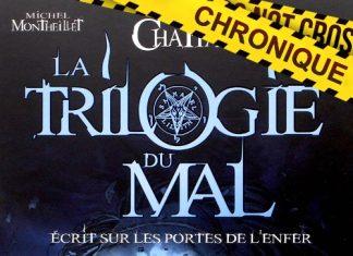 Trilogie du Mal en BD - Tome 2 - Écrit sur les portes de l'enfer