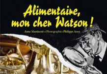Anne MARTINETTI et Philippe ASSET - Alimentaire mon cher Watson -