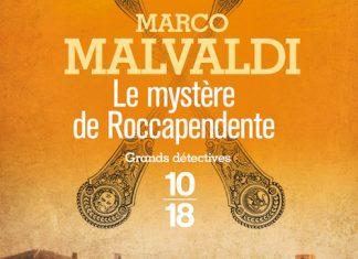 Marco MALVALDI - Le mystere de Roccapendente