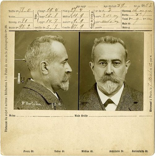 Alphonse Bertillon