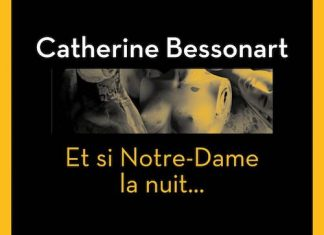Catherine BESSONART - Et si Notre-Dame la nuit