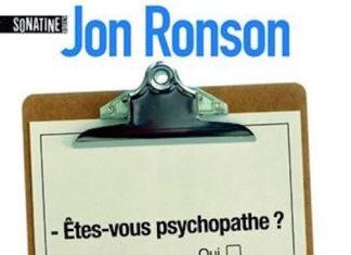 Jon RONSON - Etes vous psychopathe