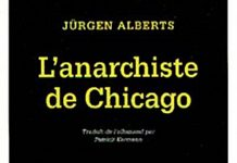 Jurgen ALBERTS - anarchiste de Chicago