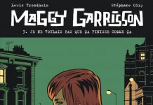 Lewis TRONDHEIM et Stephane OIRY - Maggy Garrisson