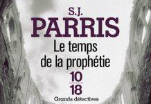 S.J. PARRIS - Giordano Bruno - Tome 2 - Le temps de la prophetie