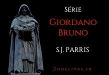 SJ PARRIS - giordano Bruno