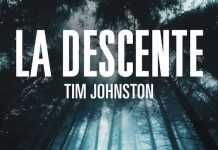 Tim JOHNSTON - La descente