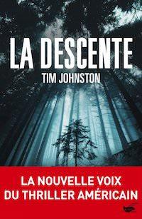 Tim JOHNSTON - La descente