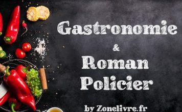 gastronomie et roman policier