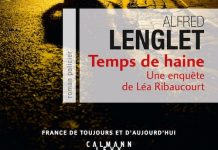 Alfred LENGLET - Temps de haine