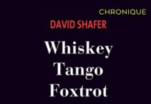 David SHAFER : Whiskey Tango Foxtrot