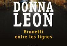 Donna LEON - Commissaire Brunetti - Tome 23 - Brunetti entre les lignes