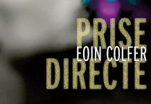 Eoin COLFER - Prise directe