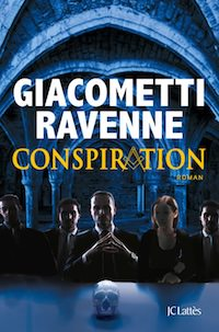 Eric GIACOMETTI et Jacques RAVENNE - antoine marcas - Conspiration