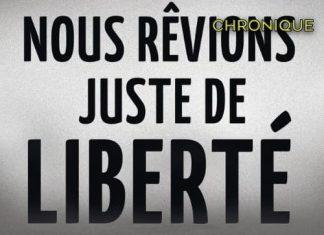 Henri LOEVENBRUCK : Nous rêvons juste de liberté