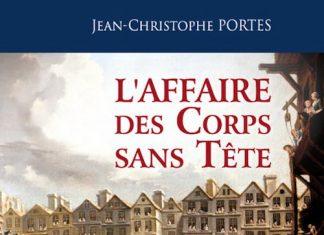 Jean-Christophe PORTES - Une enquetes de Victor Dauterive - 02 - Affaire des corps sans tete