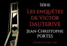 les enquetes de victor dauterive - Jean-Christophe Portes