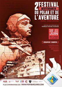 2e Festival Mediterraneen du Polar et de Aventure 2017