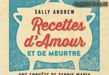 Sally ANDREW - Recettes amour et de meurtre