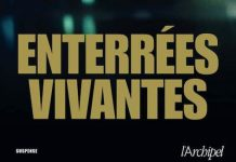Arno STROBEL - Enterrees vivantes