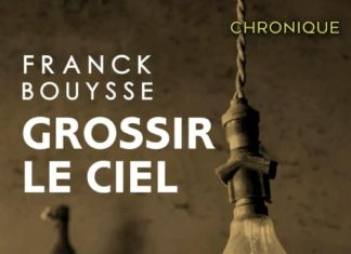 Franck BOUYSSE : Grossir le ciel