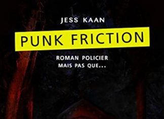 Jess KAAN - Punk friction