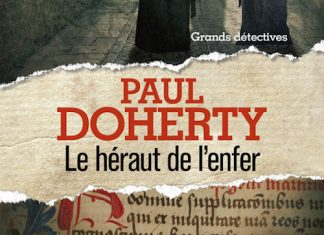 Paul DOHERTY - Serie Frere Athelstan - 15 - Le heraut de enfer