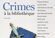 Richard MIGNEAULT presente Crime à la bibliotheque