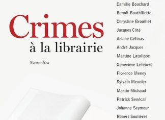 Richard MIGNEAULT presente Crime à la librairie