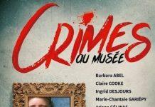 Richard MIGNEAULT presente Crime au musee