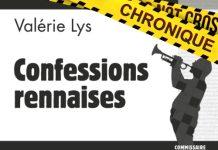 Valerie LYS - Enquete Commissaire Velcro – 02 – Confessions rennaises