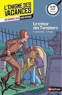 enigme des Vacances - Le tresor des Templiers