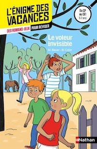 enigme des Vacances - Le voleur invisible