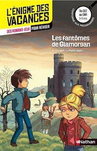 enigme des Vacances - Les fantomes de Glamorgan