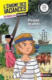 enigme des Vacances - Pirates en peril