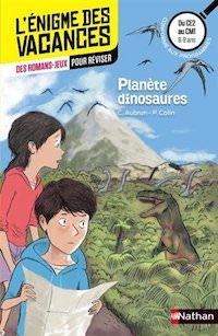 enigme des Vacances - Planete dinosaures