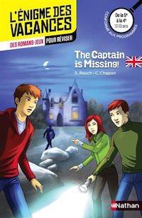 enigme des Vacances - The captain is missing