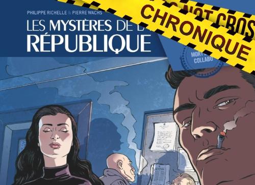 Les Mysteres 3e republique