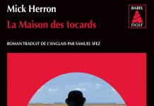 Mick HERRON - Slough House - 01 - La Maison des tocards