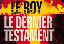 Philip LE ROY - Le dernier testament