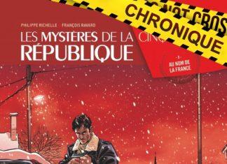 Philippe RICHELLE et François RAVARD : Les Mystères de la cinquième République