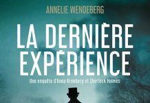 Annelie WENDEBERG - La derniere experience