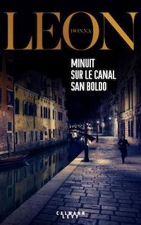 Donna LEON - Commissaire Brunetti - Tome 25 - Minuit sur le canal San Boldo