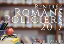 Rentree romans policiers 2017