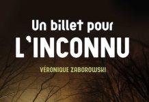 Veronique ZABOROWSKI - Un billet pour inconnu