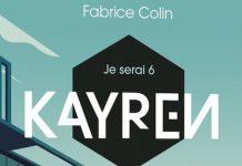 Fabrice COLIN - Je serai 6 - Tome 1 - Kayren Hong-Kong 2017